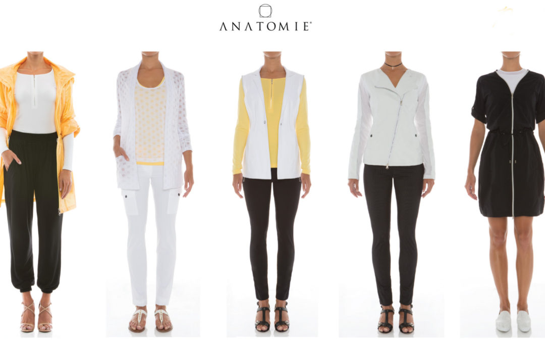 See Anatomie's Ultra-Chic Fall & Spring Collections at ISPA