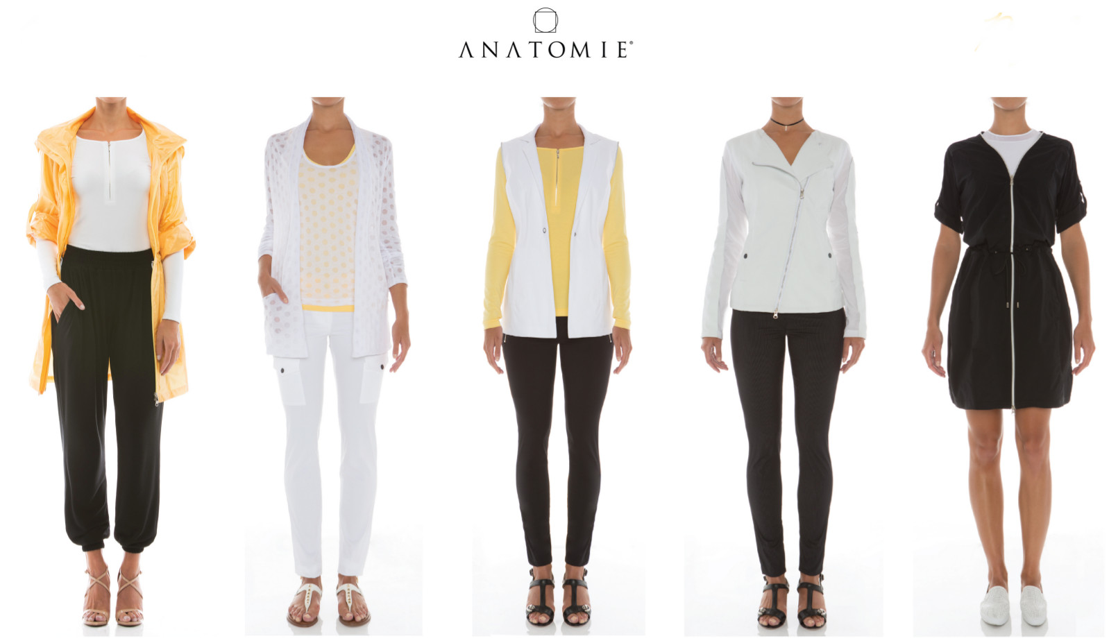 See Anatomie\'s Ultra-Chic Fall & Spring Collections at ISPA