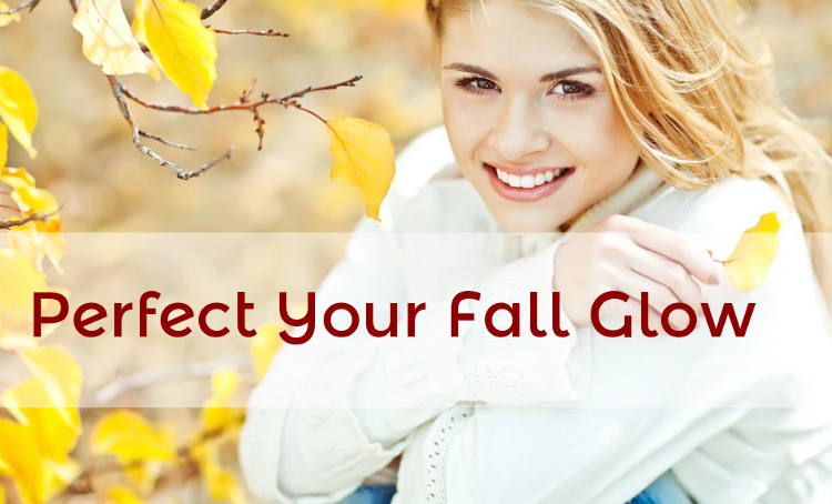3 Steps To Perfect Your Fall Glow