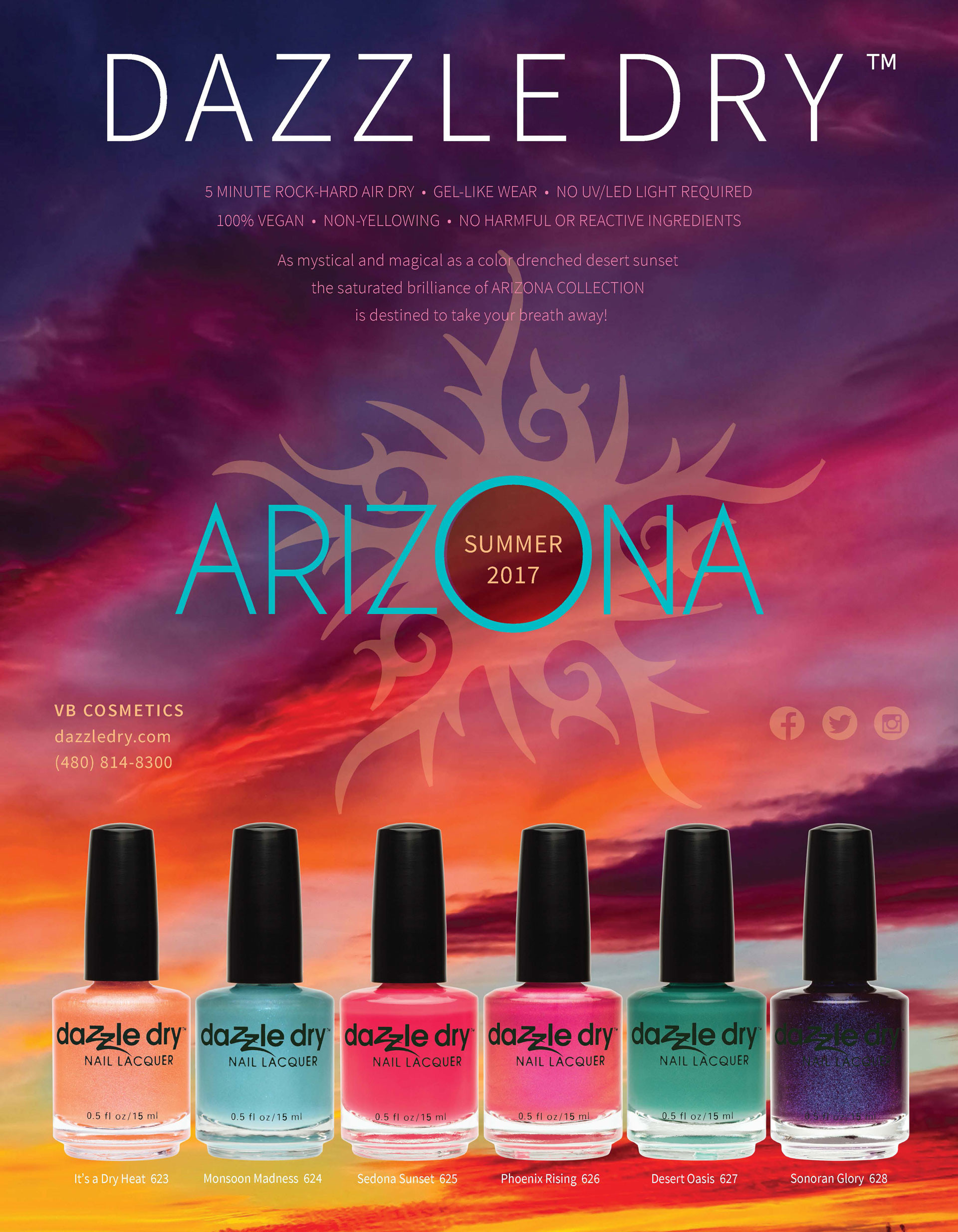 Perfect Summer Nails - Spa Industry Association