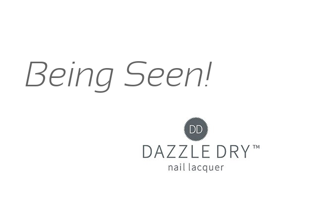 Being Seen!  Dazzle Dry featured on NBC Boston!