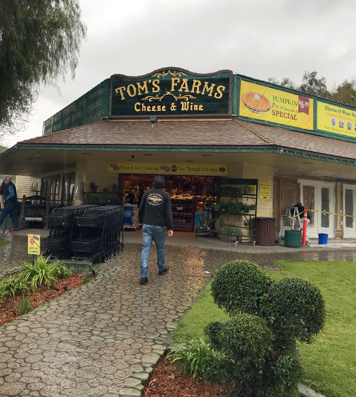 ROAD TRIP – Glen Ivy Hot Springs and Tom's Farms in Temescal Canyon