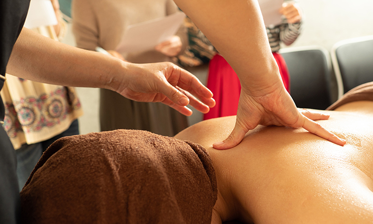 The Make Your Mark Campaign Strives to Get More Young People into Massage Careers