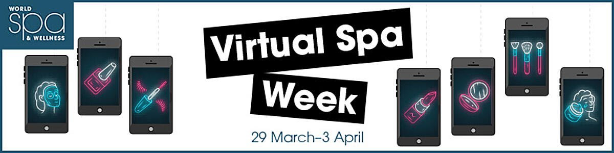 See the agenda for Virtual Spa Week